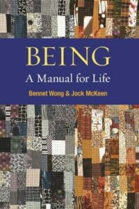 Being A Manual for Life book cover